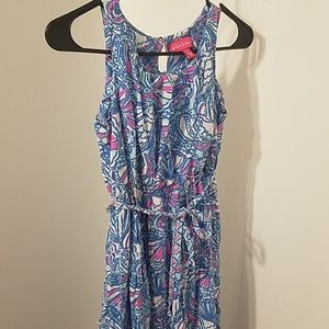 Lilly Pulitzer for Target Girls Maxi Dress (LG)
